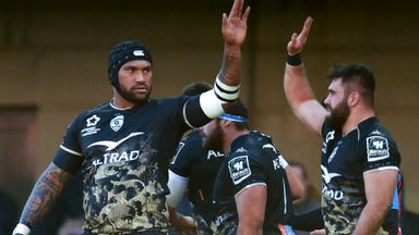 Nadolo unstoppable against Glasgow