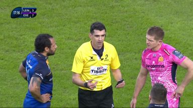 Healy - Yellow or red card?