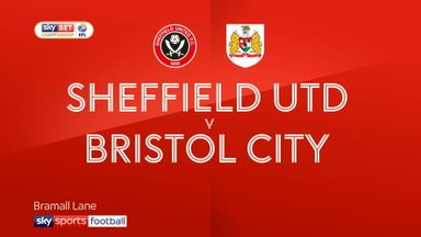 Sheffield Utd 1-2 Bristol City