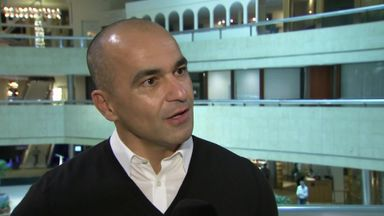 Martinez excited to face England