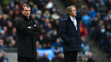 Rodgers nearly joined Mancini at City