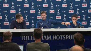 Poch confuses football and darts