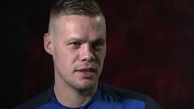 Stoke's Shawcross 'mucking in' with pigs