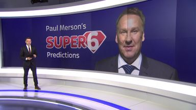 Merson's Super Six predictions