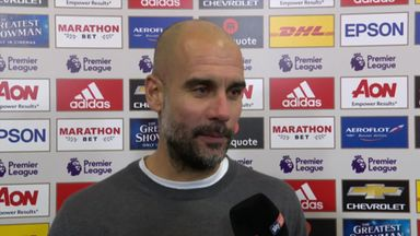 Guardiola: We played outstandingly