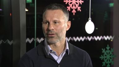 Giggs interested in Wales job