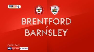 Brentford 0-0 Barnsley