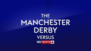The Manchester derby - Versus