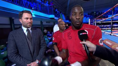 Okolie gives Chamberlain an ultimatum