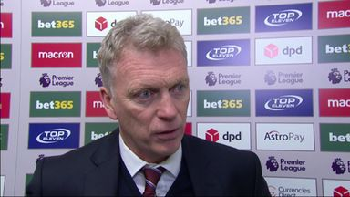 Moyes: We should have scored more