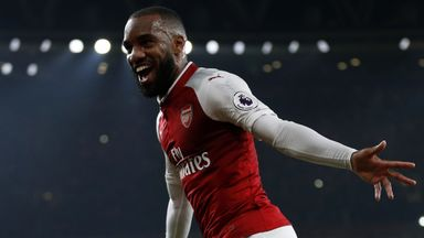 Wenger denies Lacazette mind games