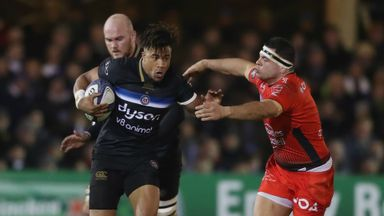 Bath 26-21 Toulon