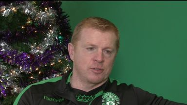 Lennon: Celtic out of reach