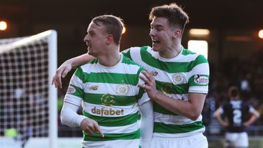 Dundee 0-2 Celtic