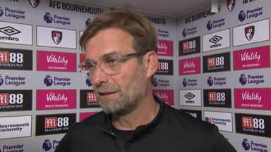 Klopp: Consistency is key