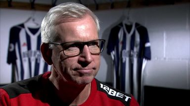 Pardew: I love being under pressure