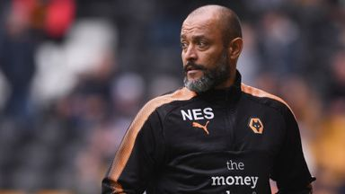 Nuno unfazed by Wolves slip-up