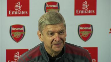 Wenger's admiration of sumo