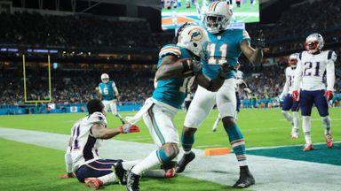 Patriots 20-27 Dolphins