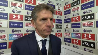 Puel delighted with performance