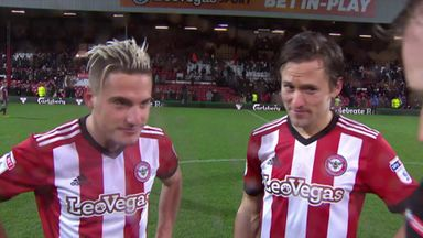 Canos inspires Brentford to victory