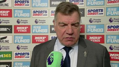 Allardyce: We're rolling forward