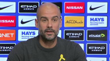 Pep: I encouraged the players to celebrate