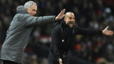 Jose questions City behaviour