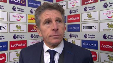 Puel: Good week for Leicester