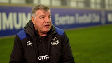 Big Sam confident ahead of derby