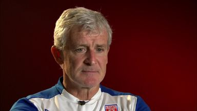Hughes: I've tried to raise expectations