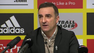 Carvalhal knows nothing about Spurs