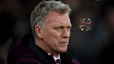 Moyes: Still a long way to go