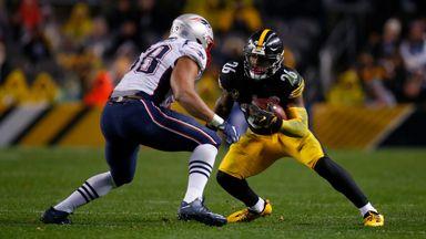 Patriots 27-24 Steelers