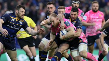 Leinster 22-17 Exeter