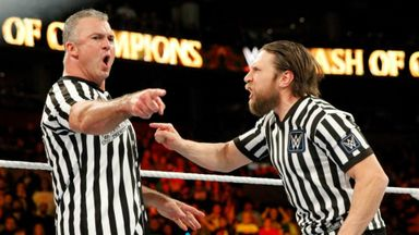 Clash of Referees!
