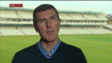 Coach Robinson celebrates OBE