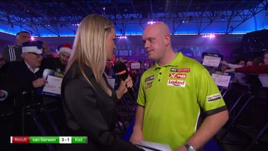 MVG storms to Round 2