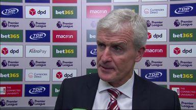 Hughes: I felt Lanzini dived