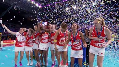 Best netball moments of 2017