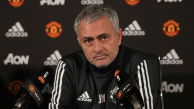 Mourinho anger at journalists