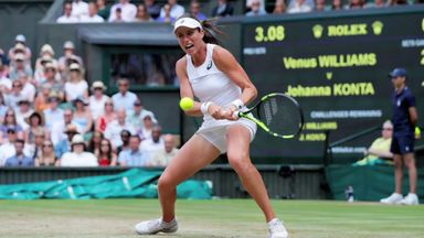 Konta looks to adapt