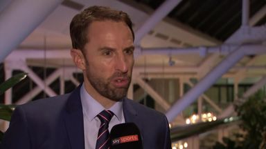 Southgate: Belgium favourites to win group