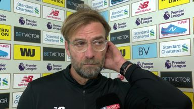 Klopp fumes at penalty decision