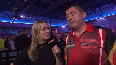 Suljovic eases past Painter