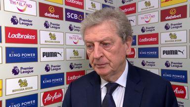 Leicester v Crystal Palace - Hodgson