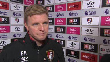 Howe: We're in a relegation battle