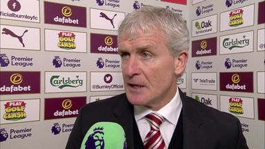 Hughes: We didn't deserve that