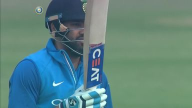 Rohit scores third ODI double hundred
