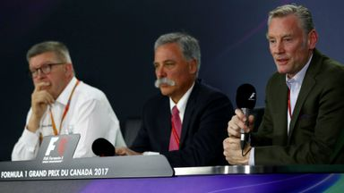 F1 Report divided over Liberty Media